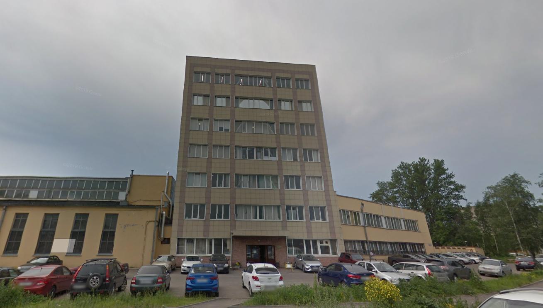 Здание офиса завода